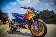 Honda Winner-X ควักไส้ใหม่ ใส่ให้สุด Jejali Part Moge