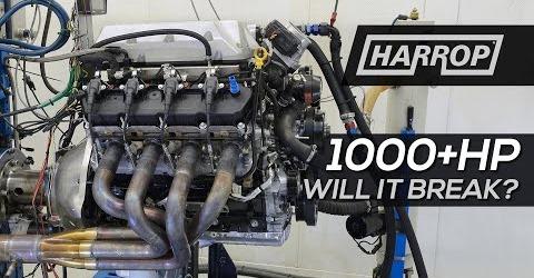 เค้นพลัง Ford V8 7.3 ลิตร 1,xxx แรงม้า