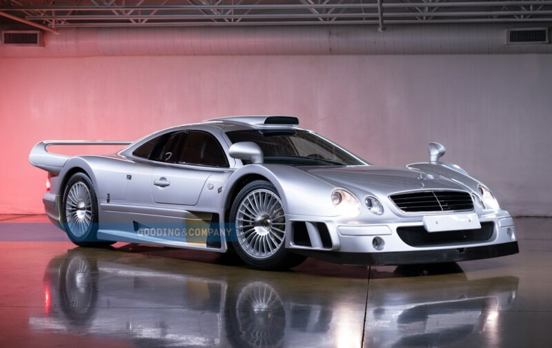 Mercedes-BENZ CLK GTR ซูเปอร์แรร์ยุค 90 เตรียมขึ้นประมูลเดือนหน้า