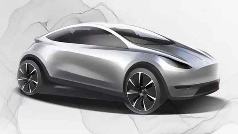 Tesla ซุ่มพัฒนารถไฟฟ้าขนาดเล็กสำหรับตลาดจีน